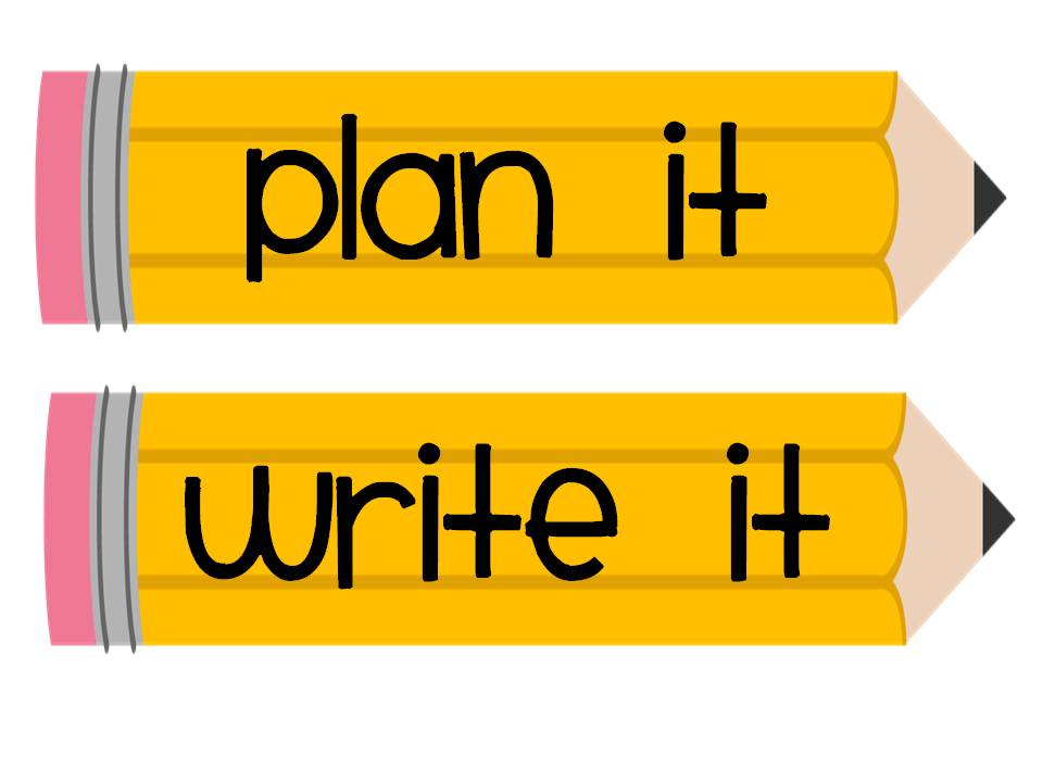 Writing Process - Classroom Freebies