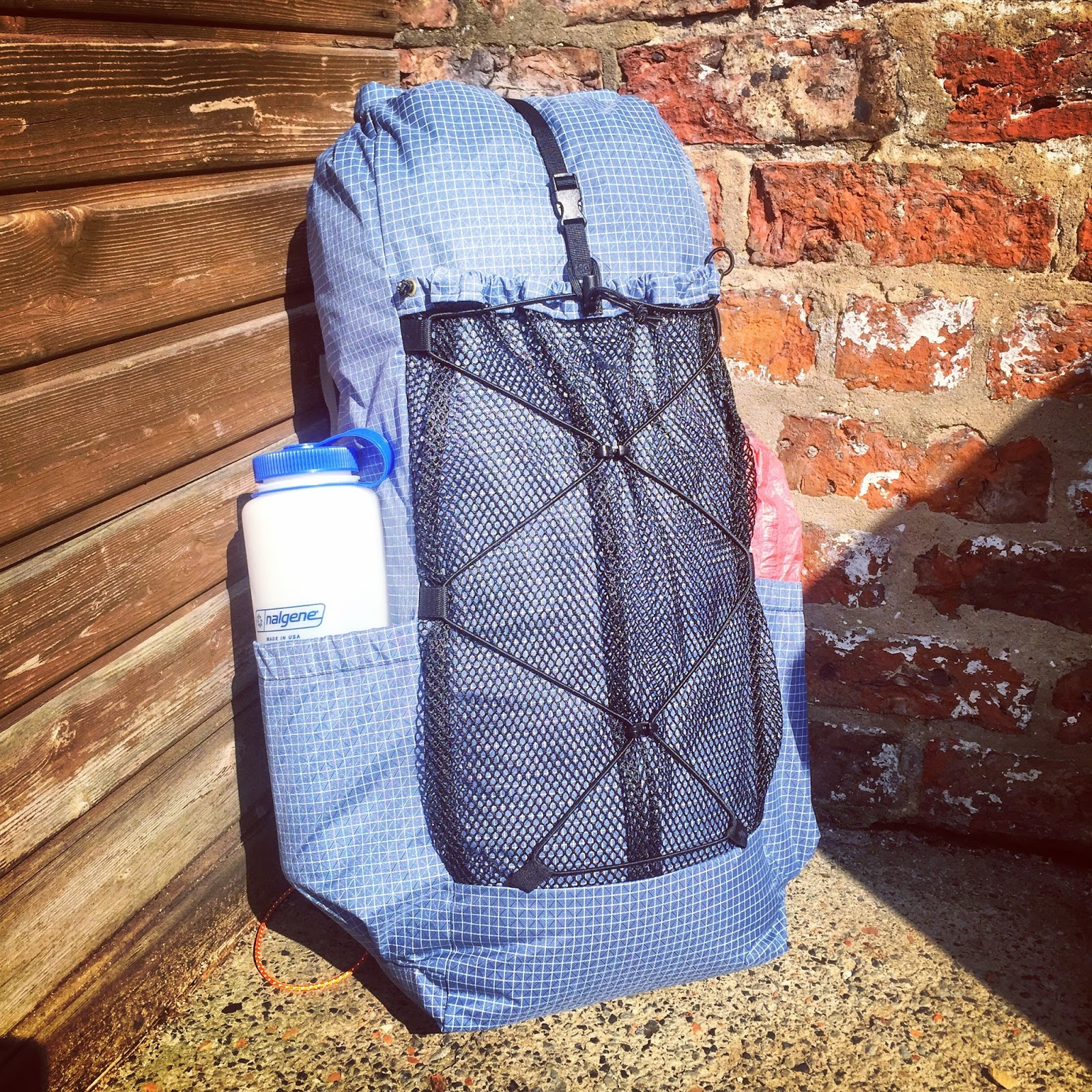 OutdoorsMH: MYOG Dyneema X Backpack