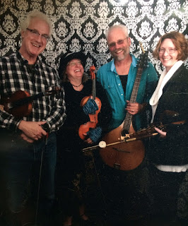 photo of Curragh, a traditional Irish music band from the Capital Region of NYS