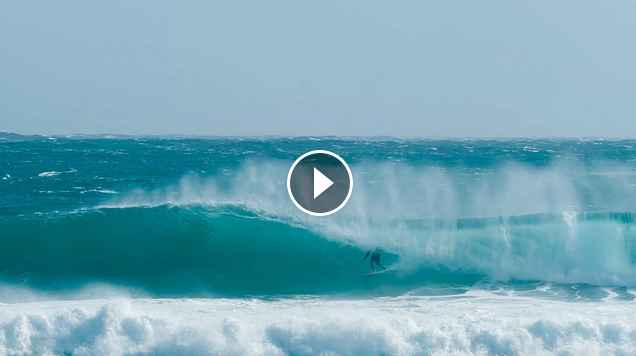 6 Minutes of the Best Rides from Cyclone Oma on Australia s Gold Coast Amp Sessions SURFER