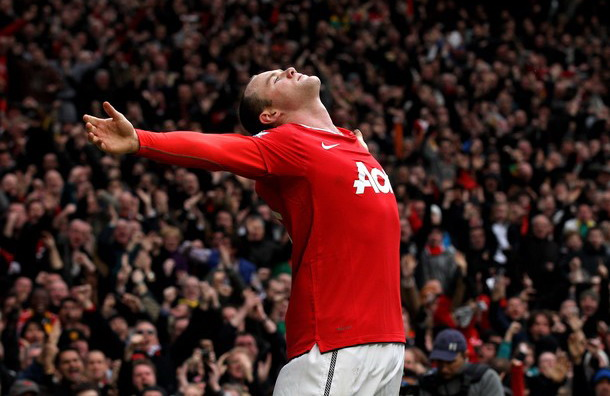 Wayne Rooney thrilled at 'best goal of career' | inside ...