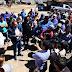 Jofré celebró el Día Nacional del Recolector de Residuos junto a los trabajadores de municipales