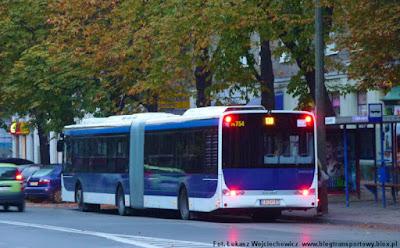 Solaris Urbino 18 #PR754 na linii 139. Dzień wcześniej ten kurs wykonywała Scania CN113ALB.