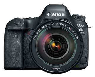 Canon EOS EOS 6D Mark II camera