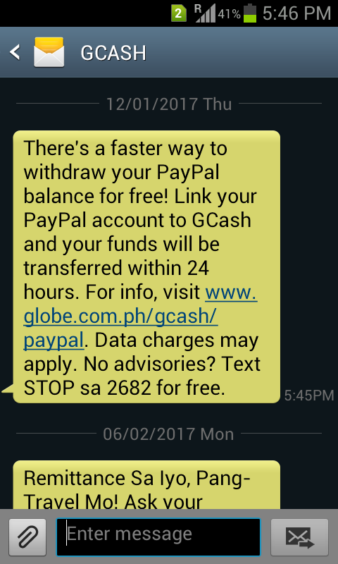 Dropped like a Hatputito: How to Link Your PayPal to GCash
