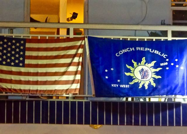 Bandeira Conch Republic