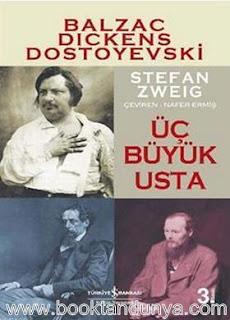 Stefan Zweig - Dünya Fikir Mimarları 3 (Üç Büyük Usta - Balzac, Dickens, Dostoyevski)