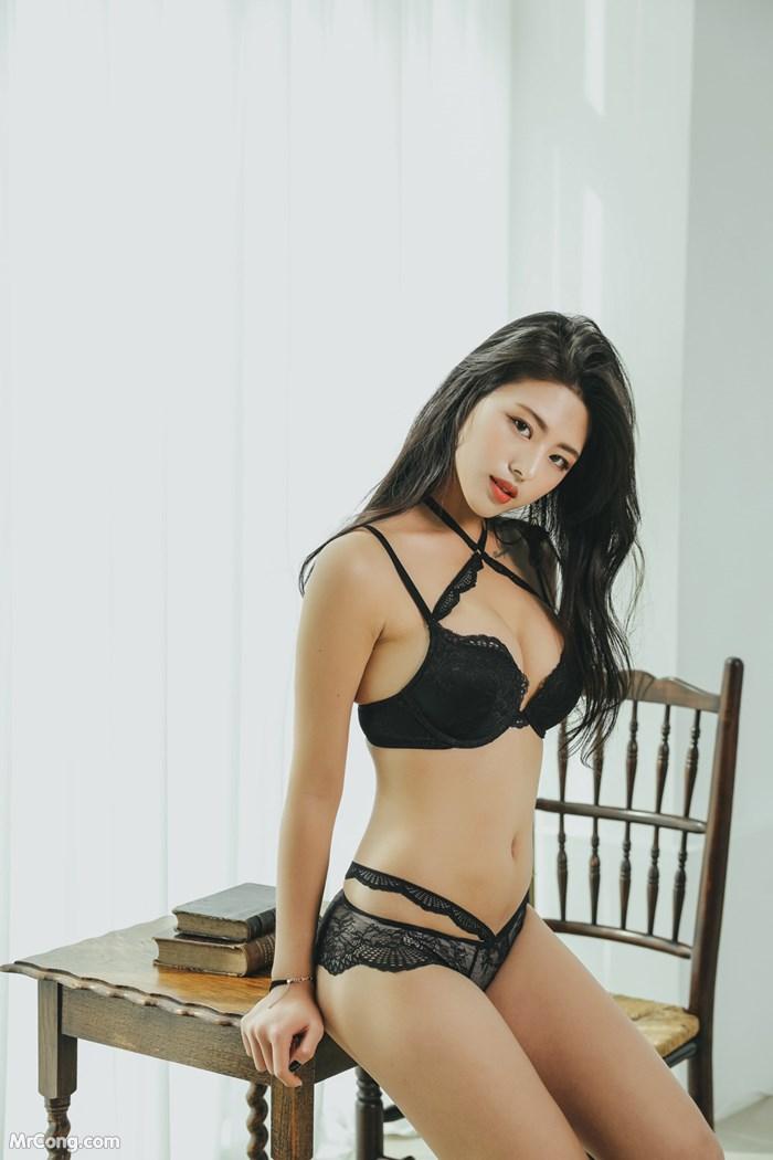 Image Korean-Model-Jung-Yuna-10-2017-MrCong.com-003 in post Người đẹp Jung Yuna trong bộ ảnh nội y tháng 10/2017 (132 ảnh)