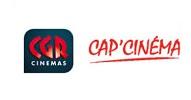 Promotions CE Cinéma CGR Cap Ciné