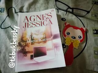 Sinopsis dan Jual Novel Agnes Jessica Pencari Harta Karun