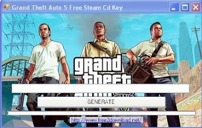Cd key for gta 5 pc free