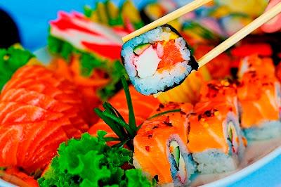 Festa do Sushi esquenta o final de semana  com o melhor da comida japonesa