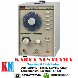 Jual RAG-101 Digital Audio Generator Terlengkap di Tegal