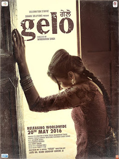Gelo 2016 Punjabi Movie 480p HDRip [350Mb]