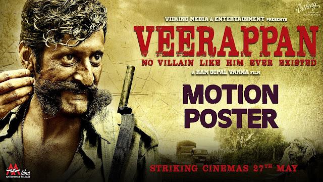 Veerappan (2016) - By Ram Gopal Varma