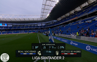 La Liga Santander AsiaSat 5 Biss Key 4 March 2019