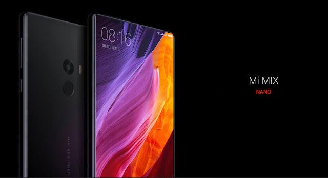 Xiaomi Mi Mix Nano Harga dan Spesifikasi Terbaru 2017
