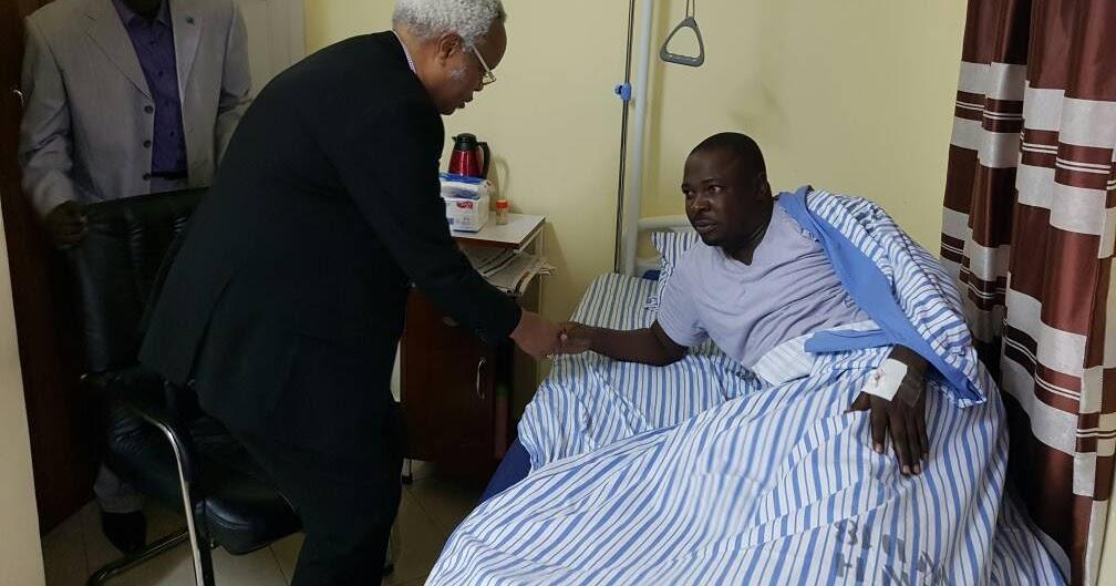 Hakipensheni Lowassa Amjulia Hali Mbunge Wa Tarime