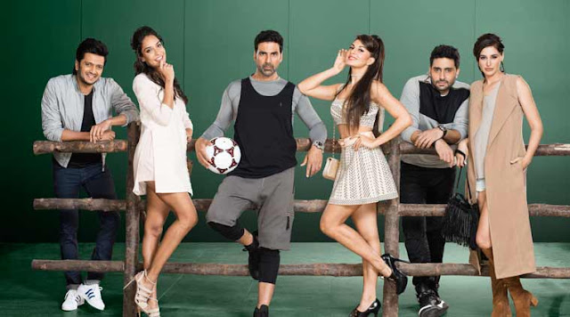 Housefull 3 (2016) movie Cast & Crew wiki details Release Date
