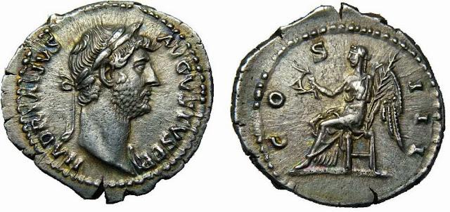 Legado y monedas romanas en Derecho romano