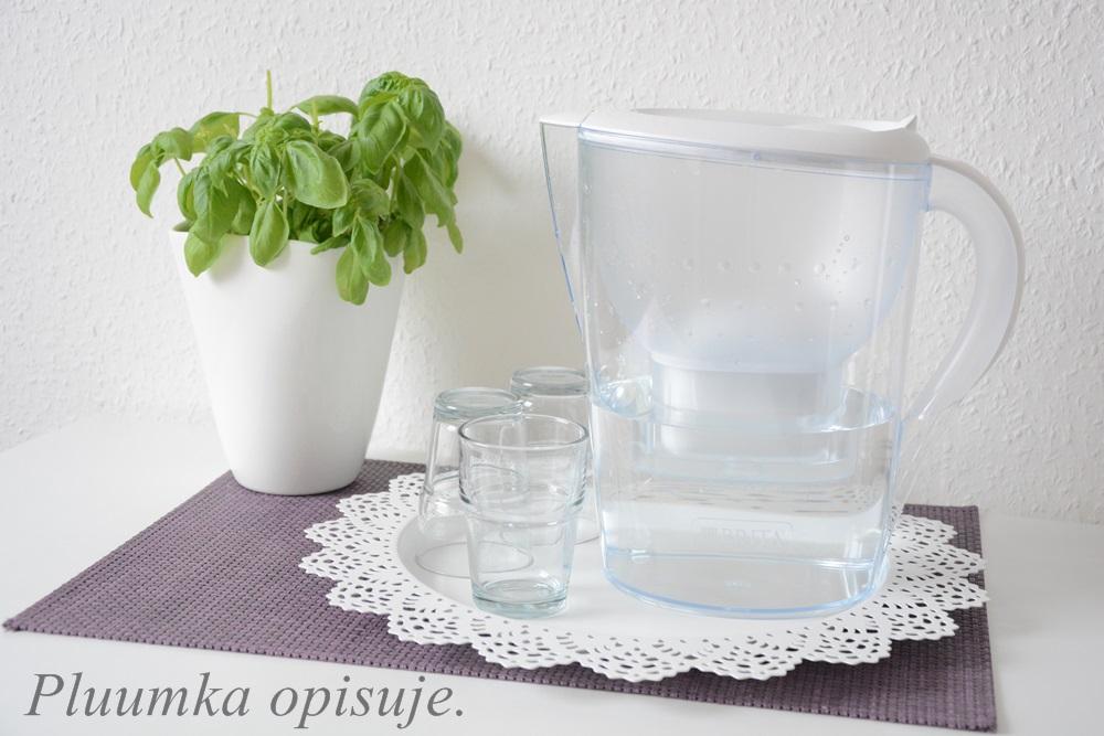 Brita Marella XL - filtrowanie wody w moim domu.
