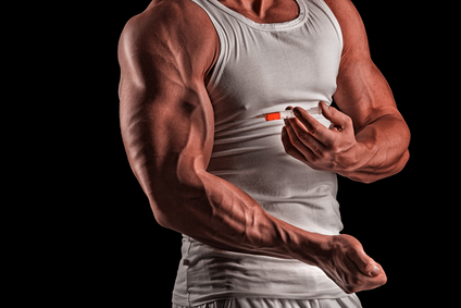 Grow Muscles with Steroids