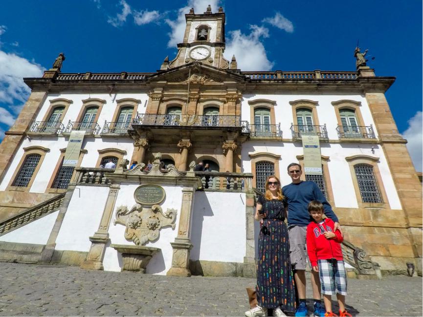Minas Gerais: um feriadão aproveitando o melhor de Belo Horizonte, Inhotim, Ouro Preto, Mariana e Congonhas com a família da Karin