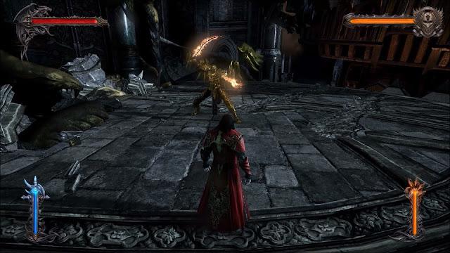 Castlevania: Lords of Shadow 2 - Xbox 360 - Multi5 - Captura 5