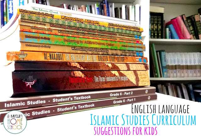 Islamic studies curriculum for kids