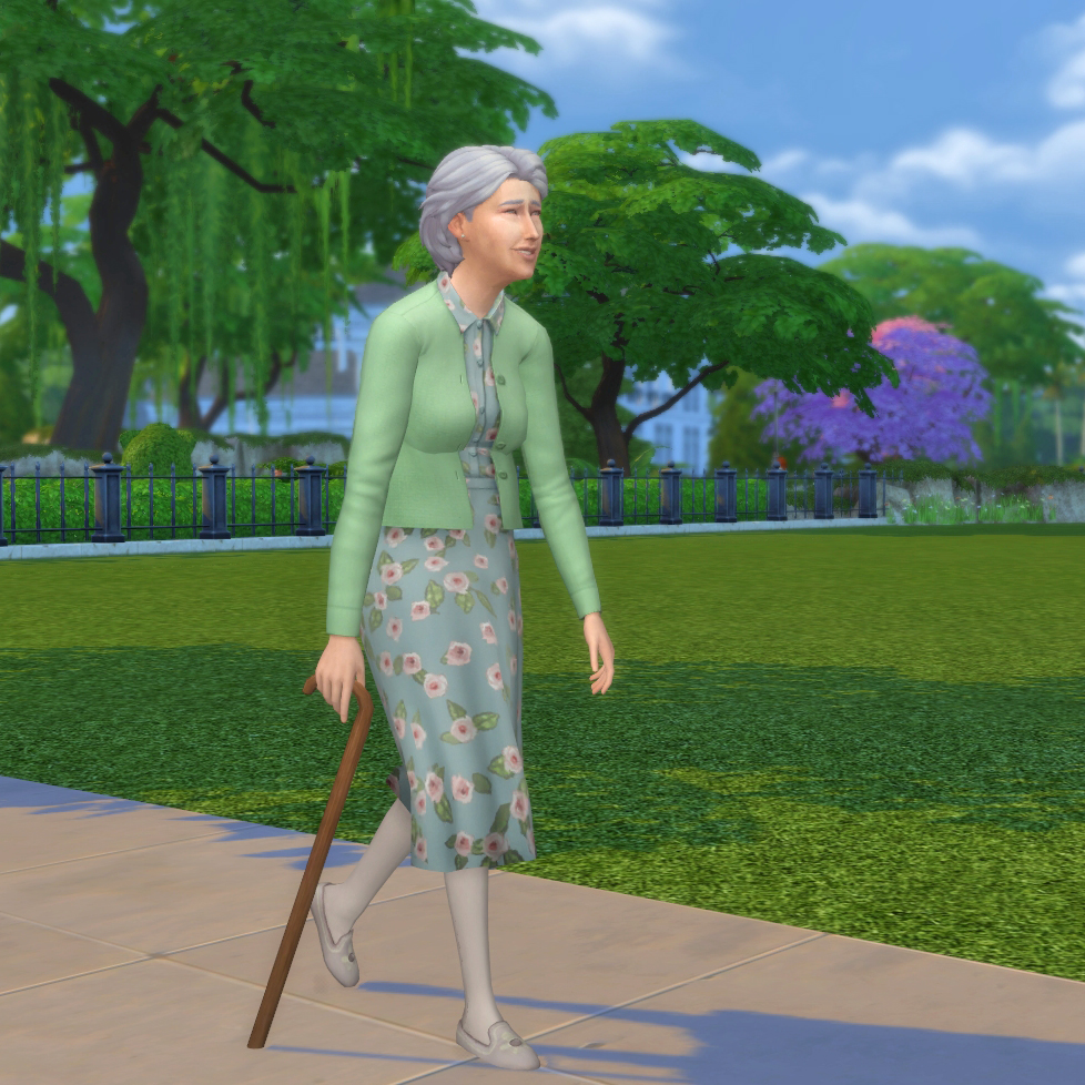 Ts4 Walking Canes Sticks History Lover S Sims Blog