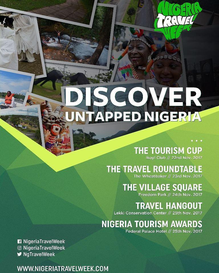 Nigeria Travel Week, Esther Adeniyi, Tourism in Nigeria