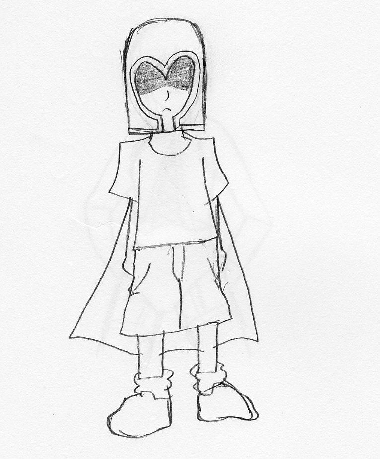 Welcome to Doodles: Super Hero Homework