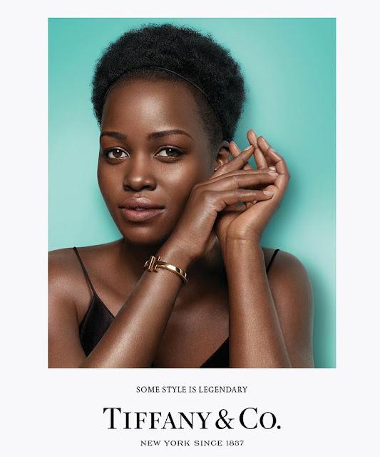Lupita Nyong'o  for Tiffany & Co