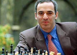 Biodata Garry Kasparov Orang Paling Cerdas Yang Di Akui Dunia