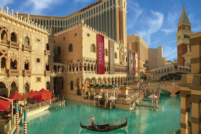 The Venetian Resort Hotel and Casino Las Vegas