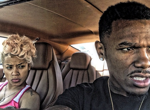 Singer Keyshia Cole & estranged husband blast each other on instagram