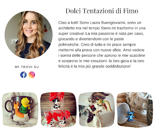 Biografia di Dolci Tentazioni di fimo - Laura Buongiovanni