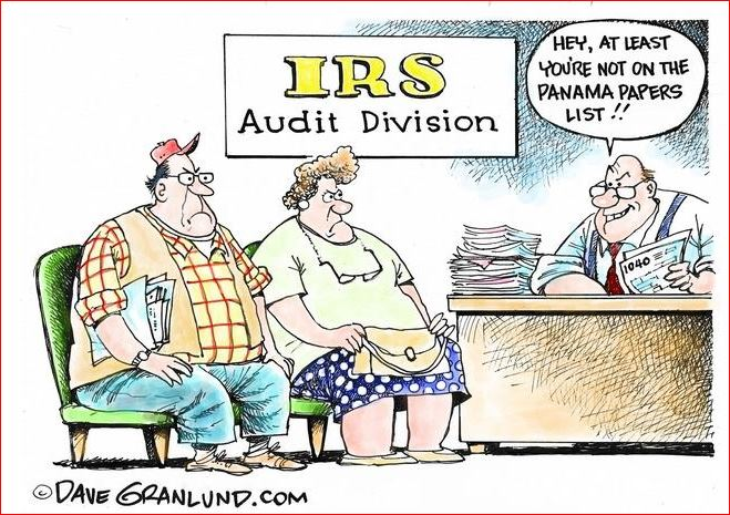 thoughts from mary rae fouts irs audit perhaps not so bad after all