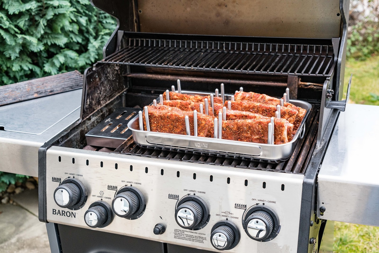 Spareribs Gasgrill : Richtig gute spareribs auf dem grill selber machen ofen