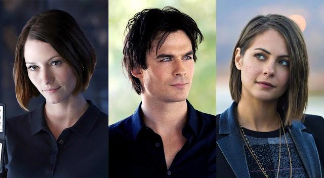supergirl, vampire diaries, arrow