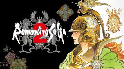 Romancing SaGa 2 apk + obb