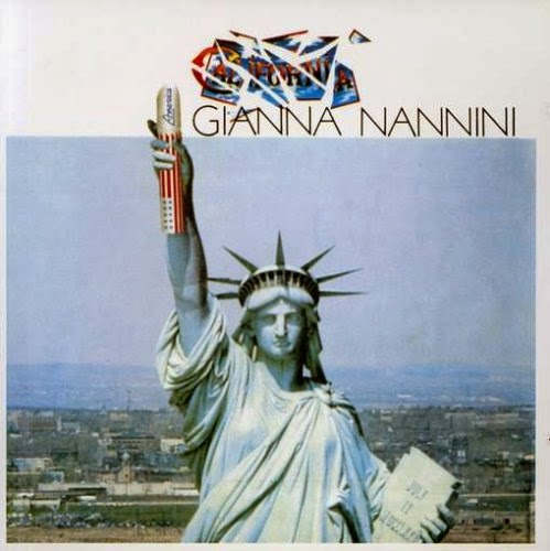 America (Gianna Nannini) lyrics translation live