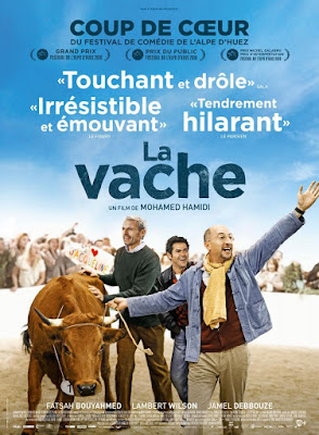 La Vache 2015 DVD R2 PAL Spanish