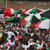 Disappointed youth rushing NDC Forms at Nwabiagya