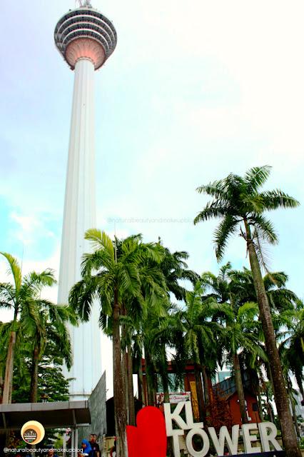 KL Tower, Menara Kuala Lumpur, malaysia. World's tallest telecommunication tower at Kuala Lumpur. Best places to visit in KL in 2 days