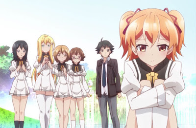 "Download Ore ga Ojousama Gakkou ni ""Shomin Sample"" Toshite Gets♥Sareta"