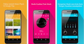 aplikasi pemutar musik android terbaik