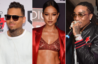 Chris Brown Shuts Down Report Of Jealousy With Instagram Post
