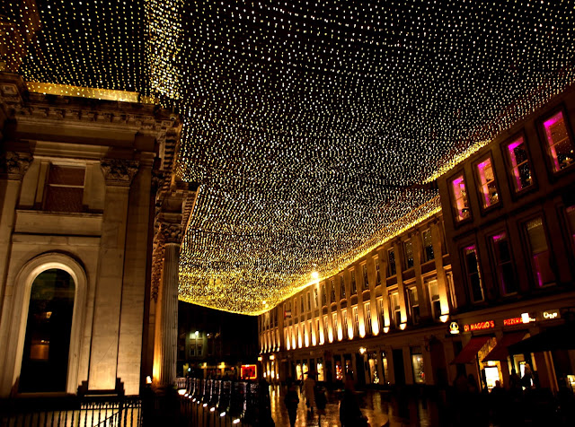 Glasgow Royal Exchange Square