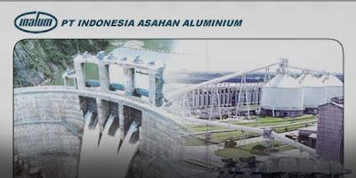 Inalum Resmi Milik Indonesia